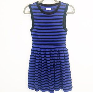 Urban Outfitters Silence + Noise striped dress sm